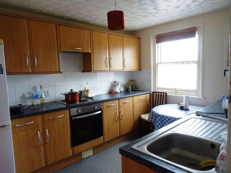 1 Bedroom Flat for sale in 1 Clarkson Street, Ipswich