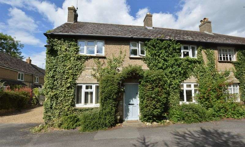 3 Bedrooms Semi Detached House for sale in Tickencote, Stamford