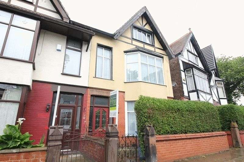6 Bedrooms Semi Detached House for sale in Whitehedge Road, Garston, Liverpool, L19