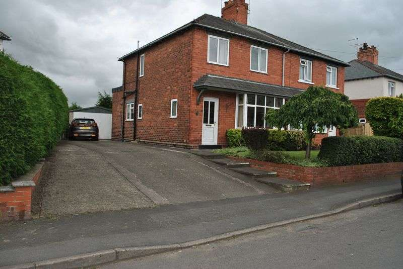 3 Bedrooms Semi Detached House for sale in Talbot Street, Whitchurch