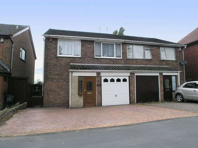 3 Bedrooms Semi Detached House for sale in DUDLEY, Stourbridge Road