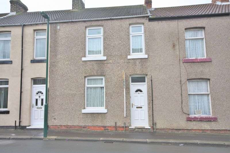 3 Bedrooms Terraced House for sale in Tees Street, Loftus