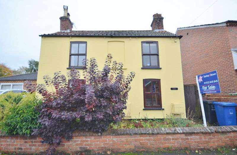 3 Bedrooms Detached House for sale in Norwich House, Pasture Lane, Market Rasen, LN8 3DT