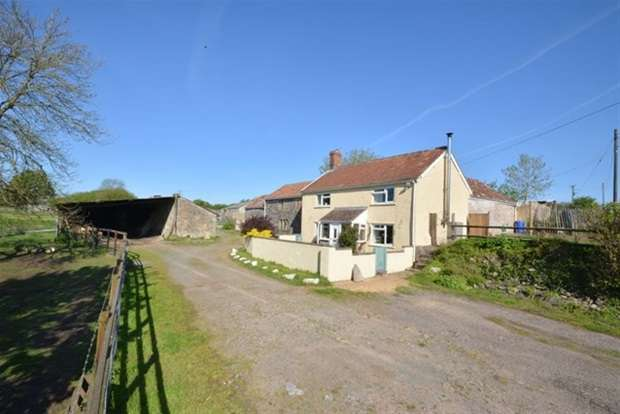 3 Bedrooms Detached House for sale in Stoke St Michael, Radstock