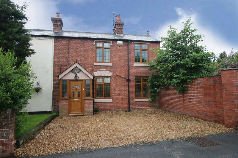 4 Bedrooms Semi Detached House for sale in 175 Enville Road, Kinver