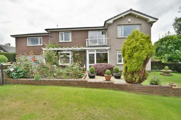 5 Bedrooms Detached House for sale in Melrose Avenue, Oswaldtwistle, Accrington, Lancashire