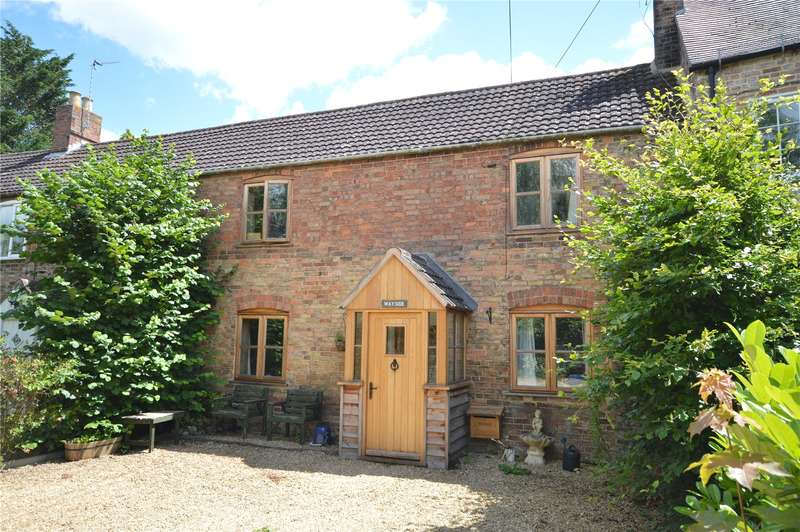2 Bedrooms Terraced House for sale in The Green, Frampton on Severn, Gloucester, Gloucestershire, GL2