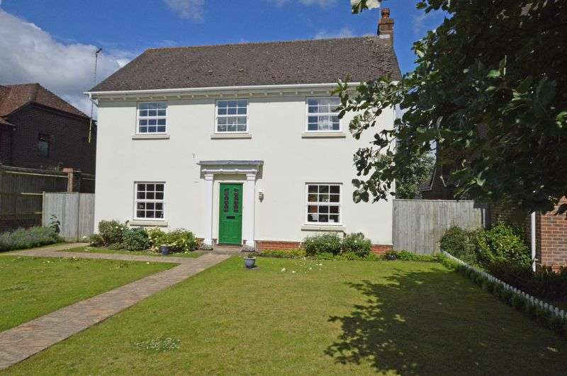 4 Bedrooms Detached House for sale in The Butts, Alton, Hampshire