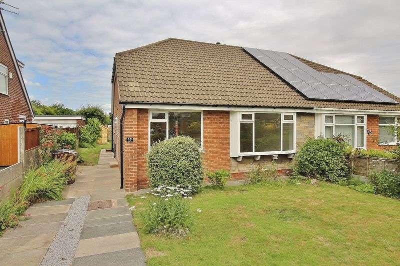 2 Bedrooms Semi Detached Bungalow for sale in Glencoyne Drive, Marshside