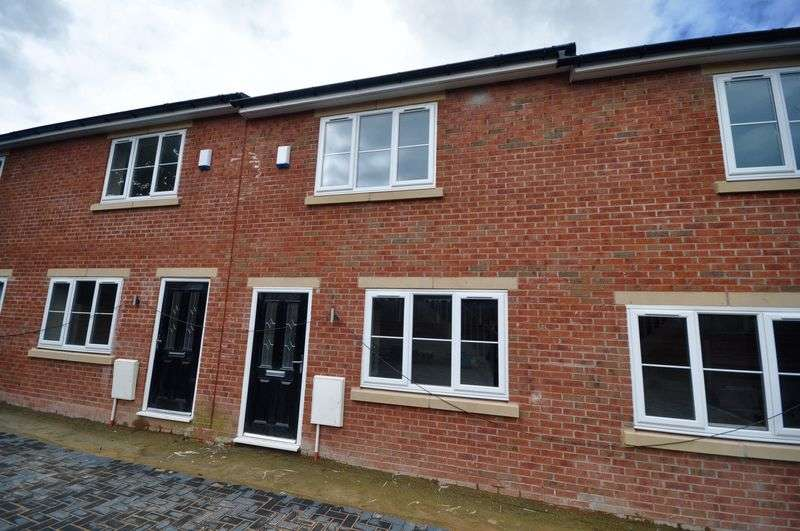 2 Bedrooms House for sale in Plot 3 Bedford Street, Heywood