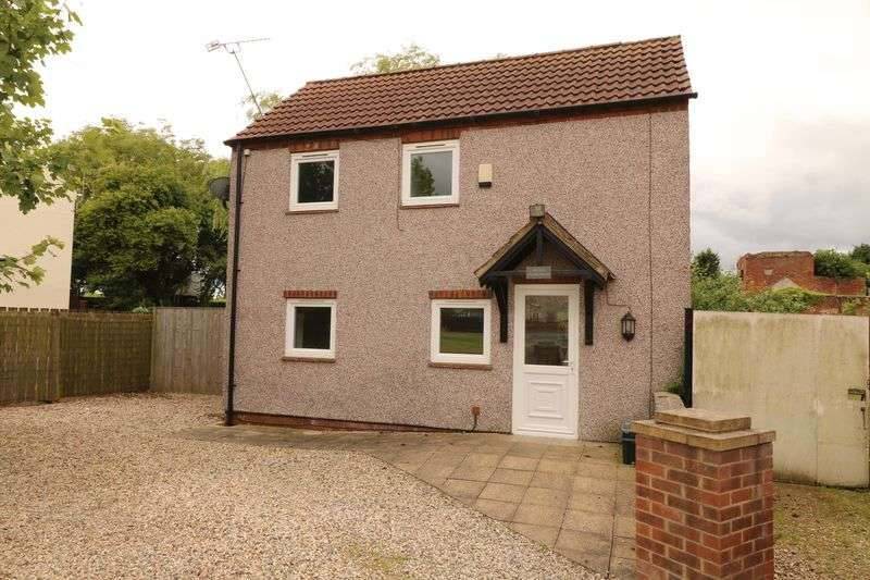 2 Bedrooms Detached House for sale in Crowle Bank Road, Scunthorpe