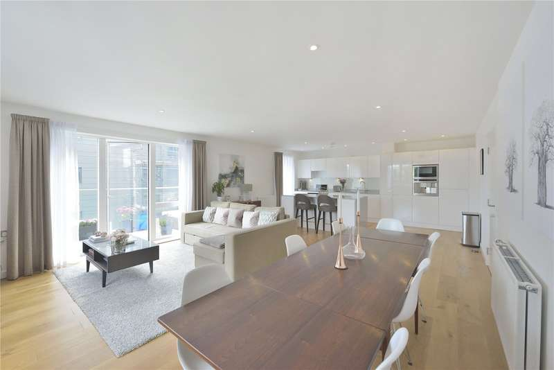 3 Bedrooms Flat for sale in Branch Place, London, N1