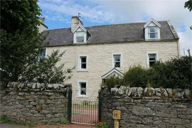 5 Bedrooms Detached House for sale in St Johns, Sorbie, Newton Stewart, Dumfries and Galloway