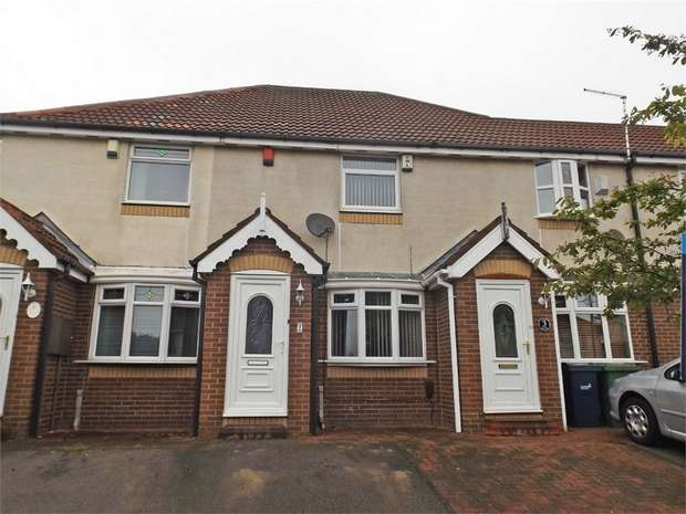 2 Bedrooms Terraced House for sale in Keith Square, Sunderland, Tyne and Wear