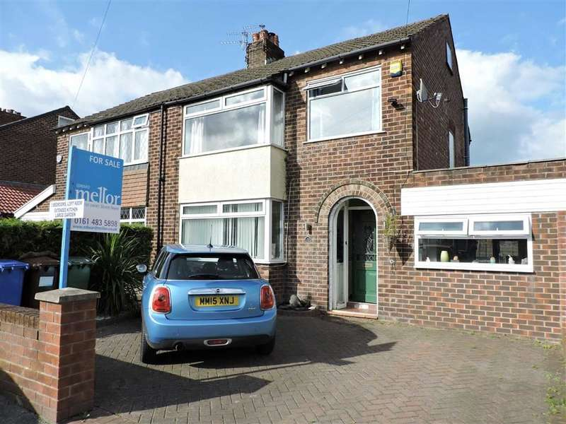 3 Bedrooms Property for sale in Stainburne Road, Offerton, Stockport