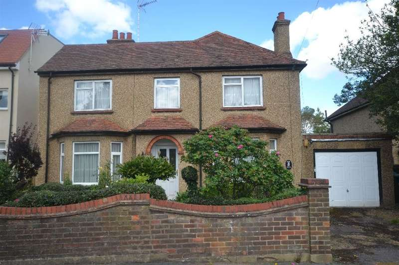 4 Bedrooms Detached House for sale in Horseshoe Lane, Leavesden Watford, Herts, WD25