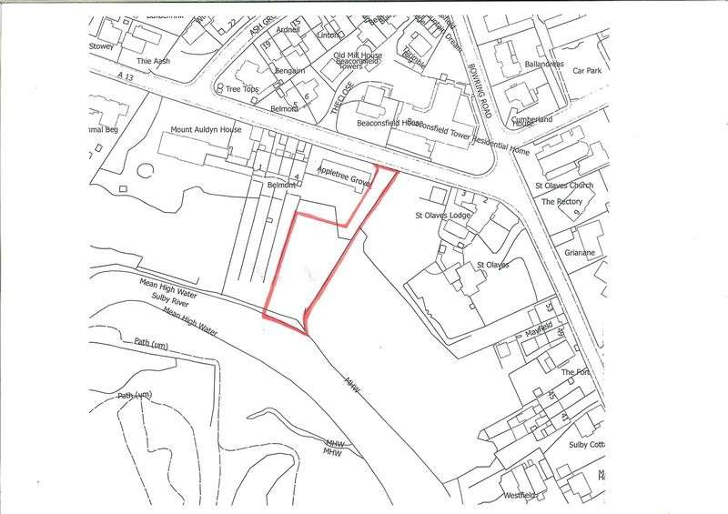 Land Commercial for sale in Jurby Road, Ramsey