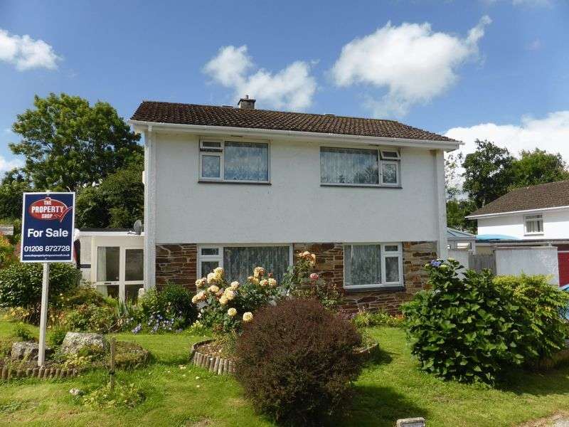 3 Bedrooms Detached House for sale in Coffee Lake Meadow, Lostwithiel