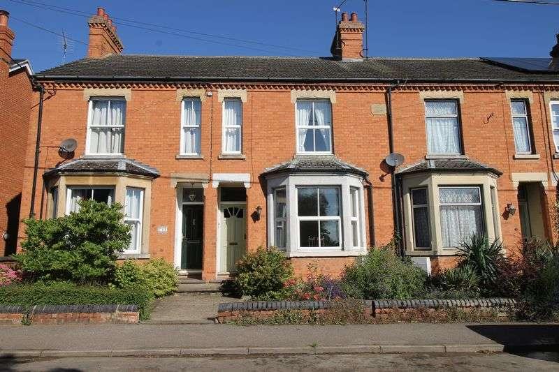 3 Bedrooms Terraced House for sale in High Street, Harrold