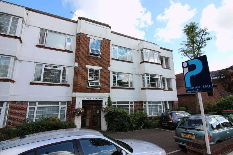 3 Bedrooms Flat for sale in CHEAM ROAD, SUTTON