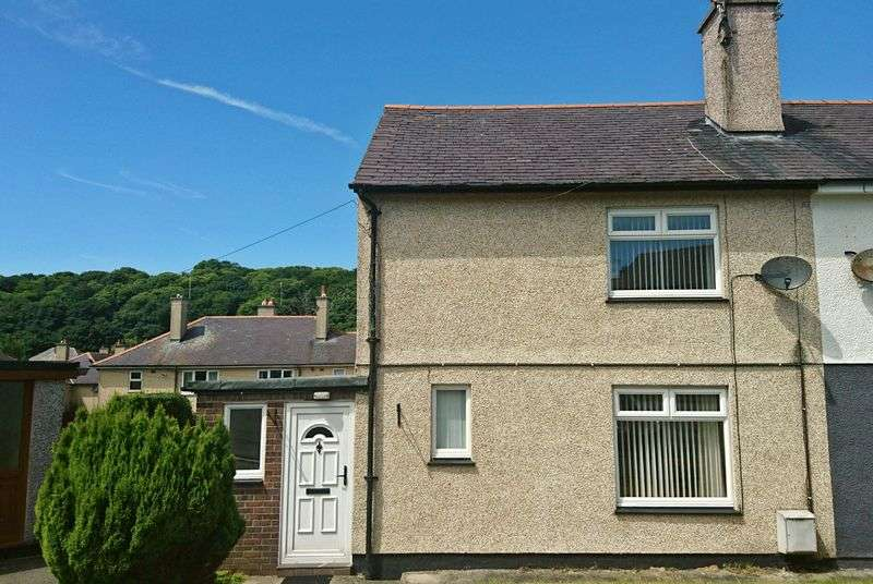 3 Bedrooms Semi Detached House for sale in Ffordd Dolafon, Llangefni