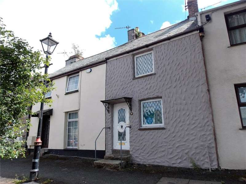 2 Bedrooms Terraced House for sale in Higher Bore Street, Bodmin