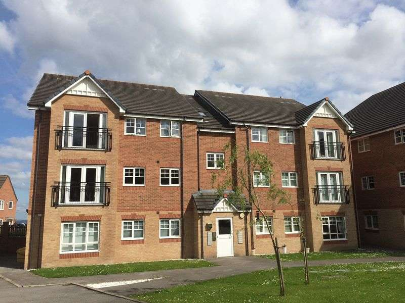 2 Bedrooms Flat for sale in Lamberton Drive, Brymbo