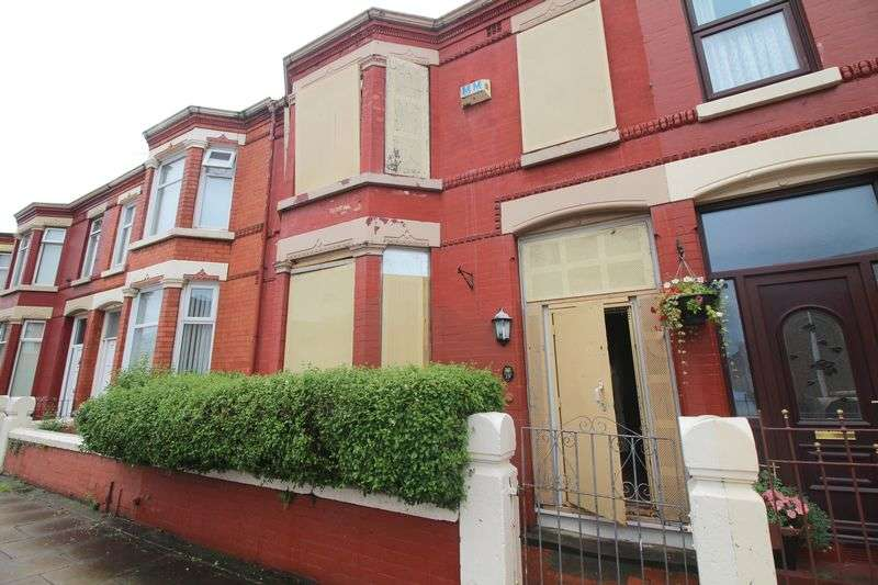 3 Bedrooms Terraced House for sale in Laird Street, Birkenhead