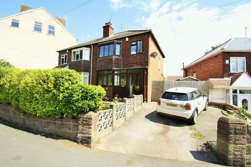 3 Bedrooms Semi Detached House for sale in Church Hill, WS10