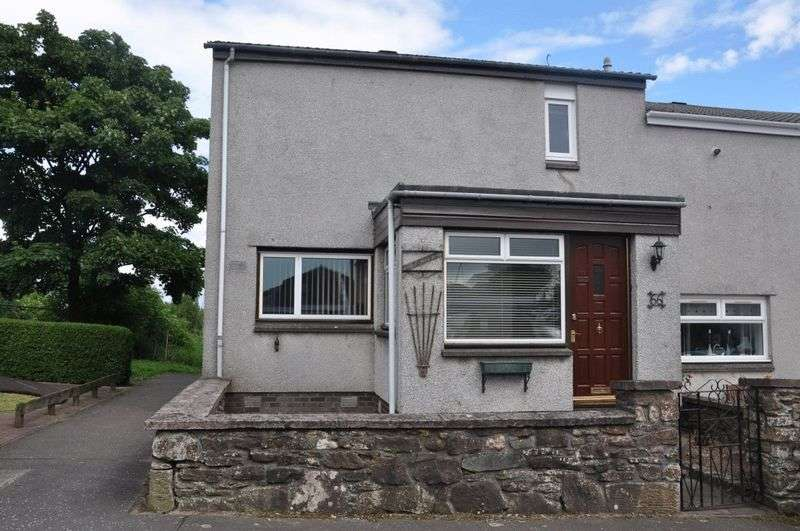 2 Bedrooms Terraced House for sale in Woodlea Park, Sauchie