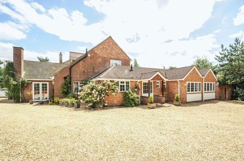 7 Bedrooms Detached House for sale in Thame Lane, Culham