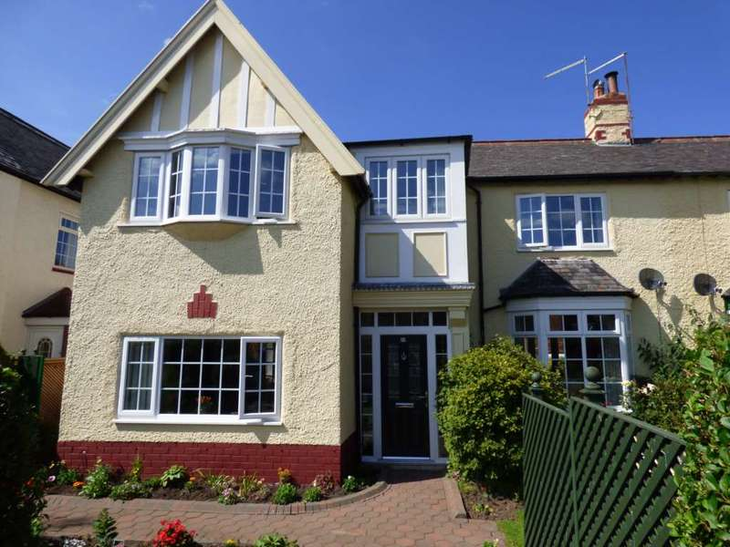 4 Bedrooms Terraced House for sale in Windsor Road, Saltburn By The Sea
