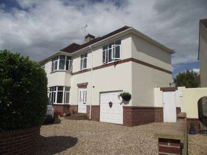 4 Bedrooms Semi Detached House for sale in Torquay, Devon