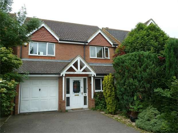 4 Bedrooms Detached House for sale in Byford Way, Leighton Buzzard, Bedfordshire