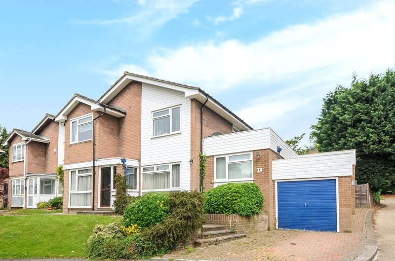 5 Bedrooms House for sale in Culverlands Close, Stanmore, Middlesex, HA7