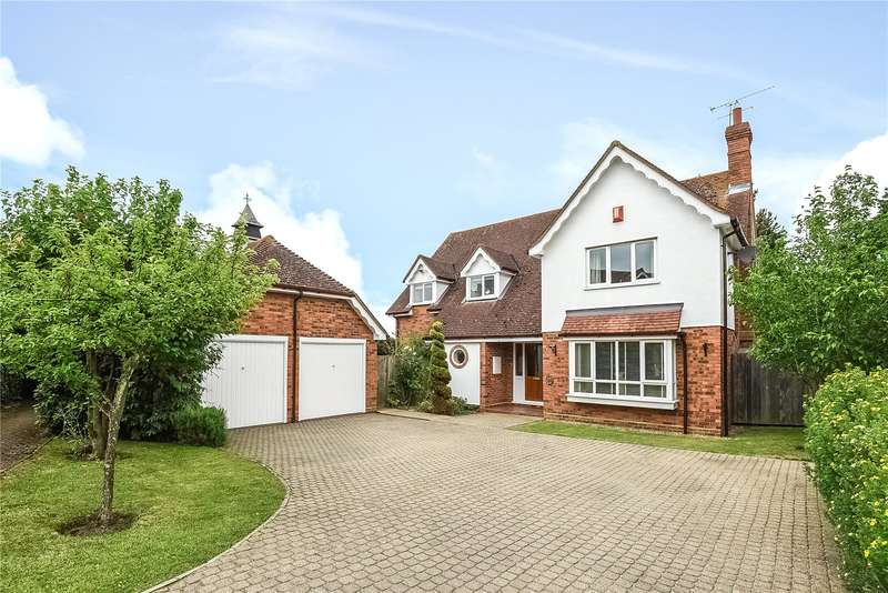 5 Bedrooms Detached House for sale in Snowdrop Grove, Winnersh, Wokingham, Berkshire, RG41