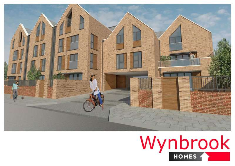2 Bedrooms Property for sale in Newlands House, Nether Street, Beeston