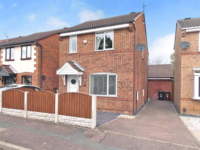 3 Bedrooms Property for sale in The Spring, Long Eaton