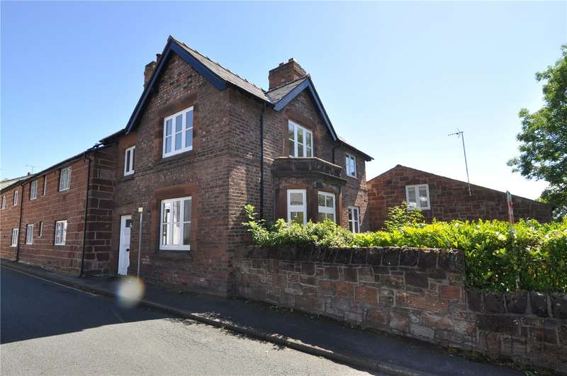 3 Bedrooms Semi Detached House for sale in The Lydiate, Lower Heswall, Wirral