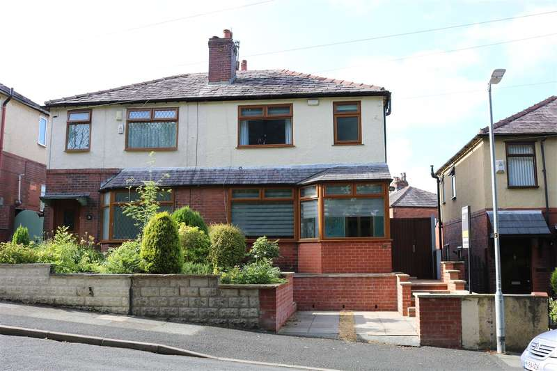 3 Bedrooms Semi Detached House for sale in Holden Ave, Bolton
