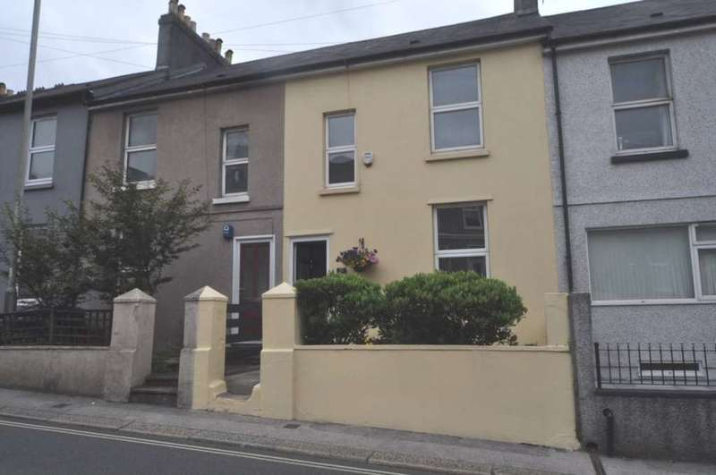 3 Bedrooms Terraced House for sale in Old Laira Road, Plymouth
