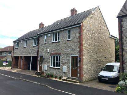 2 Bedrooms Flat for sale in Mere, Warminster, Wiltshire