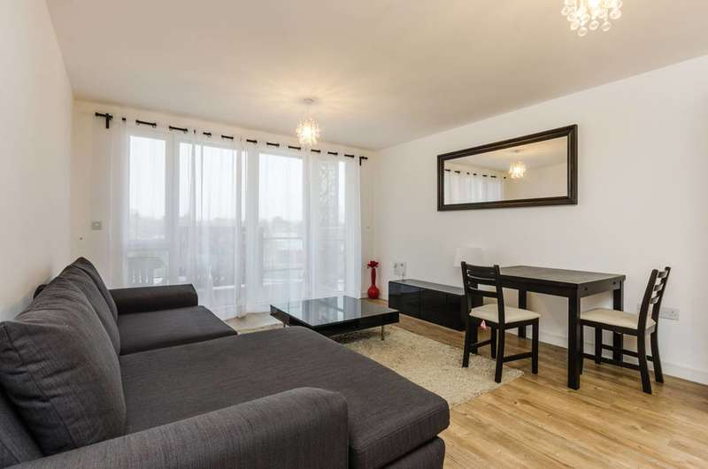 2 Bedrooms Flat for sale in Campion House, Canada Water, SE16