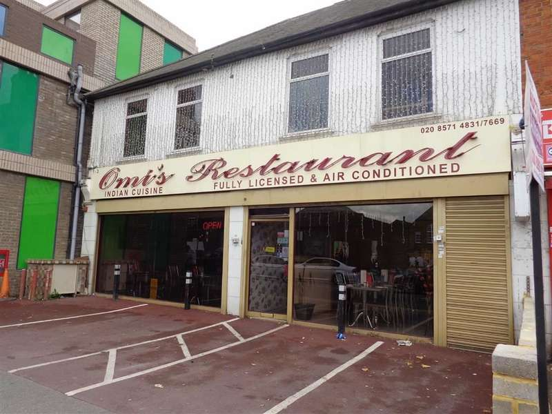 Property for sale in Beaconsfield Road, Southall, Middlesex