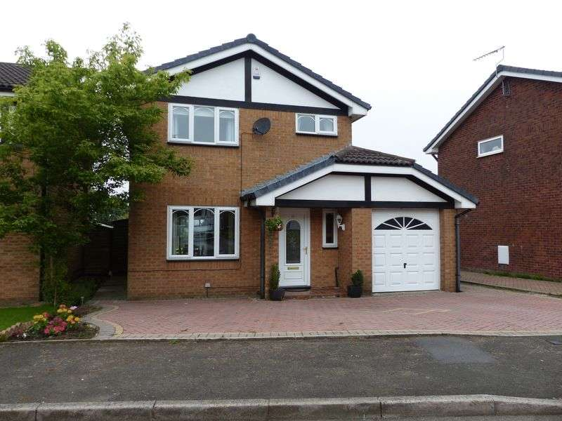 3 Bedrooms Detached House for sale in Otmoor Way, Royton