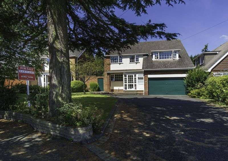 4 Bedrooms Detached House for sale in FINCHFIELD, Linden Lea