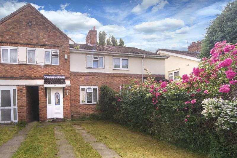 3 Bedrooms Terraced House for sale in Hughes Avenue, Bradmore, Wolverhampton