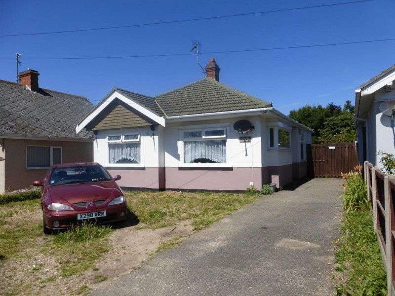 3 Bedrooms Detached Bungalow for sale in Lowestoft