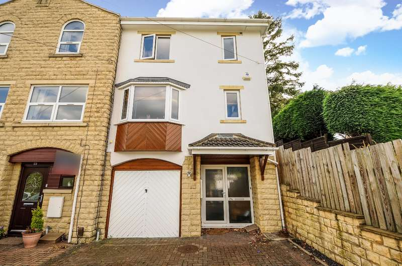 3 Bedrooms End Of Terrace House for sale in Langley Lane, Baildon, Shipley, BD17 7LH