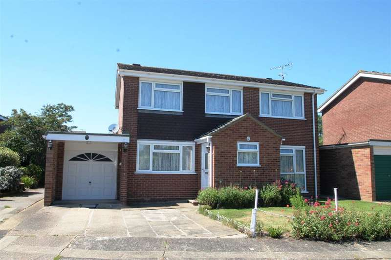 4 Bedrooms House for sale in Treetops, Felixstowe